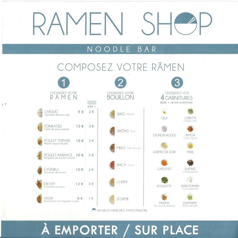 Mon adresse préférée : Ramen Shop à Strasbourg Ramen-10