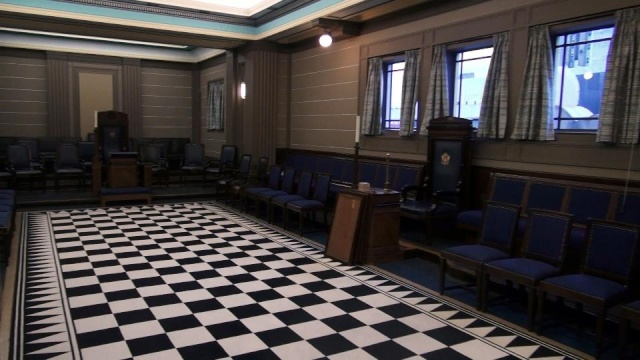 Freemasons' Hall, The United Grand Lodge of England A_lodg10