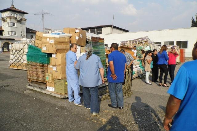 The Mission of Love en Guatemala trabajando en coordinación con la Logia Dr. Arton No. 9 de Ciudad Guatemala Bill_g10