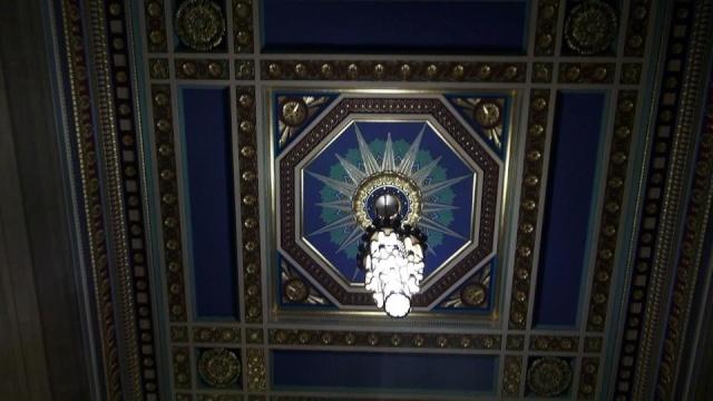 Freemasons' Hall, The United Grand Lodge of England Ceilin10