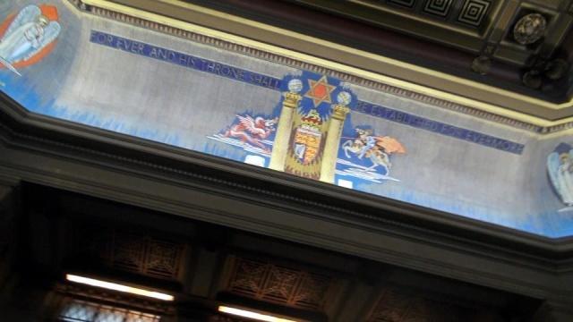 Freemasons' Hall, The United Grand Lodge of England Ceilin14