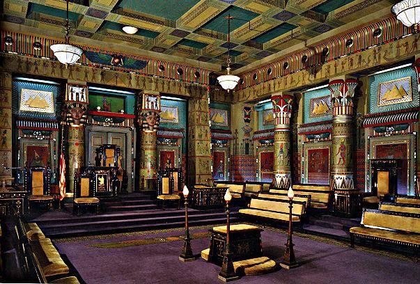 La Gran Logia de Pennsylvania Egypti10