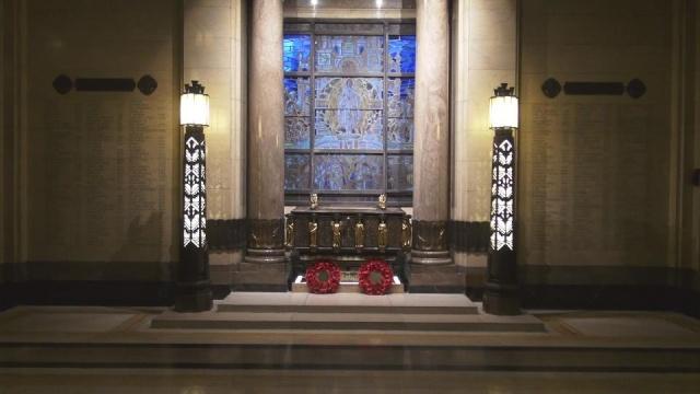 Freemasons' Hall, The United Grand Lodge of England Fallen10