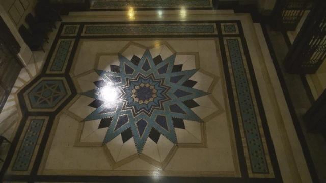 Freemasons' Hall, The United Grand Lodge of England Floof_10