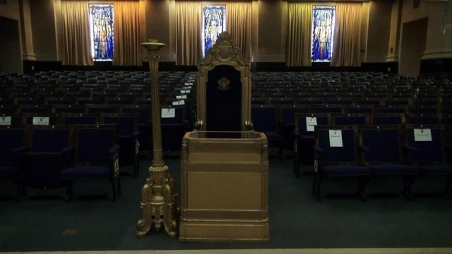 Freemasons' Hall, The United Grand Lodge of England Junior10