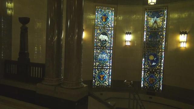 Freemasons' Hall, The United Grand Lodge of England Lead_l10