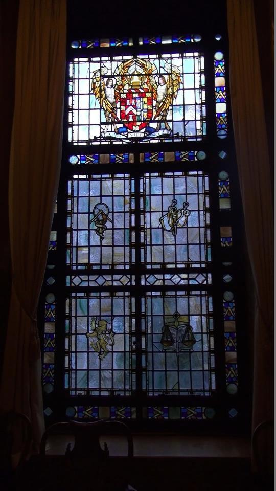 Freemasons' Hall, The United Grand Lodge of England Lead_l11