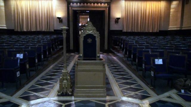 Freemasons' Hall, The United Grand Lodge of England Senior11