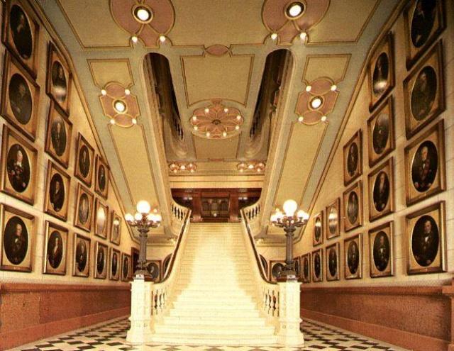 La Gran Logia de Pennsylvania Stair10