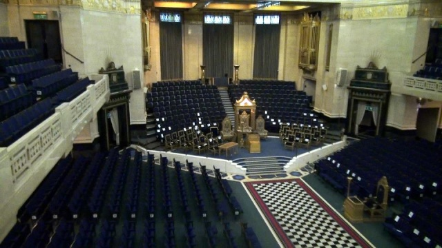 Freemasons' Hall, The United Grand Lodge of England Ugle_g10