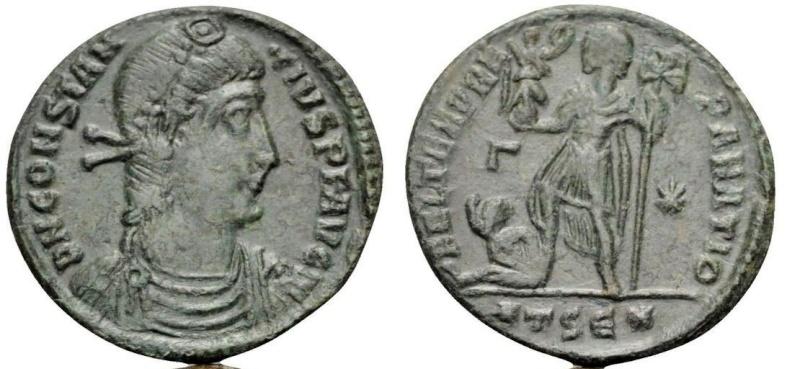A la recherche d'infos sur les officines de l'atelier de Thessalonique sous Constance II Romain10
