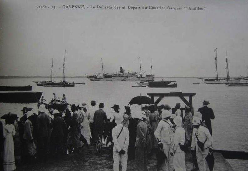 LA GENDARMERIE D'OUTRE-MER Cayenn11