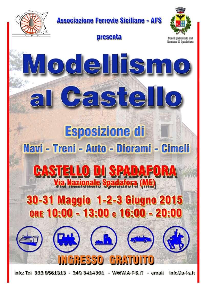 """30 Maggio - 3 Giugno 2015 """"Modellismo al Castello"""" Modell12"""