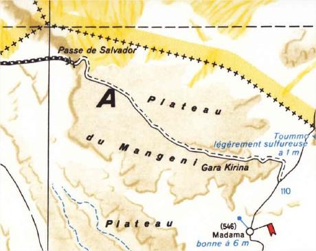 Le 2e REP a sauté sur la passe de Salvador, dans le nord du Niger 29290410