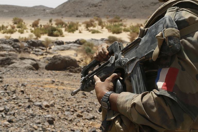 Deux chefs djihadistes tués au Mali par l'armée française 46372310