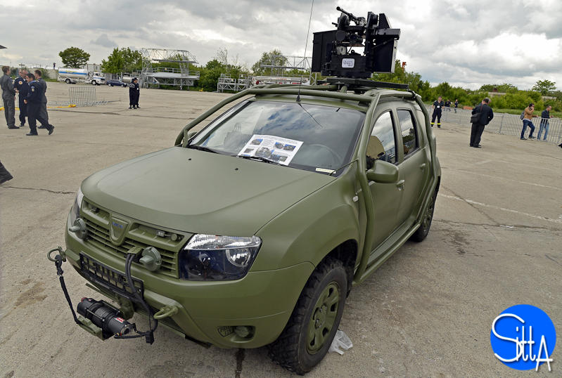 L'armée remplace ses 4x4 Peugeot fabriqués à Sochaux par des Ford « made in USA »  Dacia-10