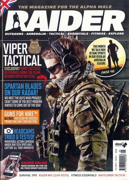 un super mag ( en anglais helas) Raider10