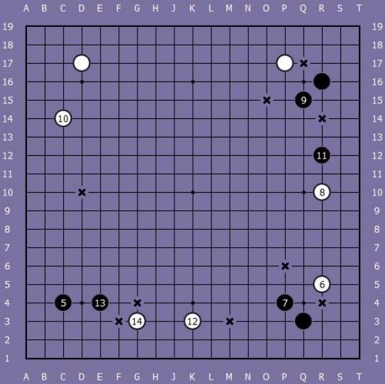 La Progression du Go - Page 3 Progre20