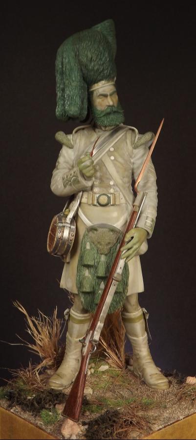 Colour Sergeant of the 93rd. Balaclava 1854. 002ab10