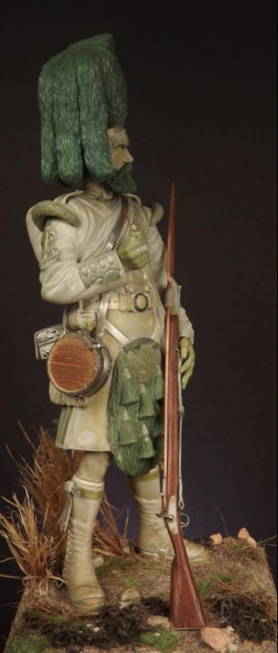 Colour Sergeant of the 93rd. Balaclava 1854. 003ab10