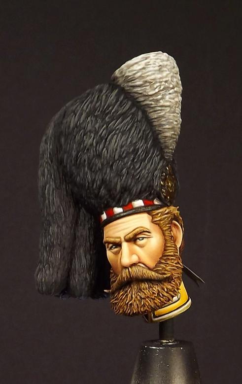 Colour Sergeant of the 93rd. Balaclava 1854. 023a10
