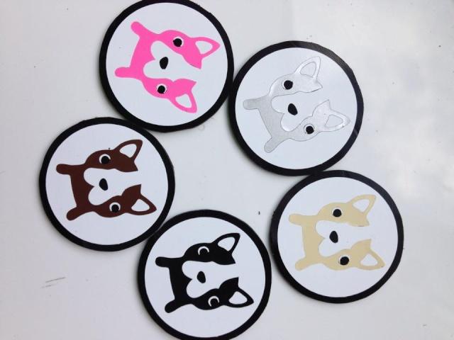 Médailles pour chien  Medail10
