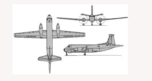 [Les anciens avions de l'aéro] Le Bréguet Atlantic (BR 1150) - Page 3 Profil10