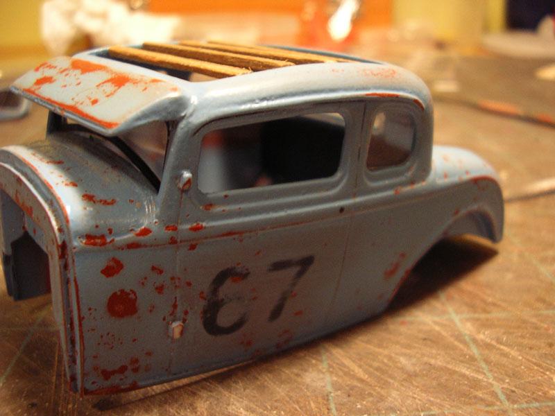 Rat rod 1932 5 windows - Page 4 Body110