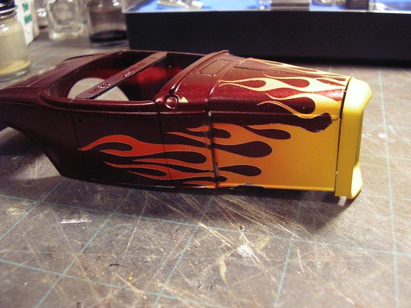 Nouvelle achat!!  Flame210