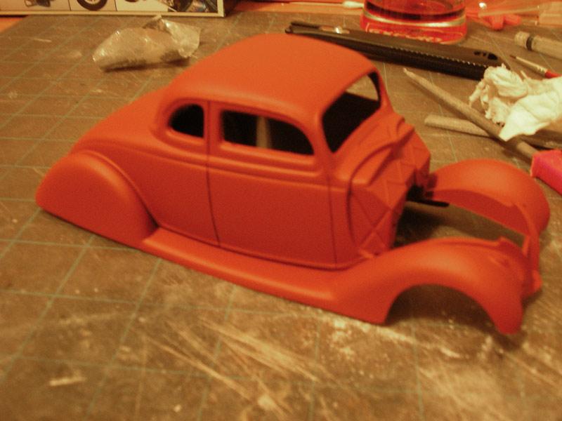 Ford '36 custom Prime310