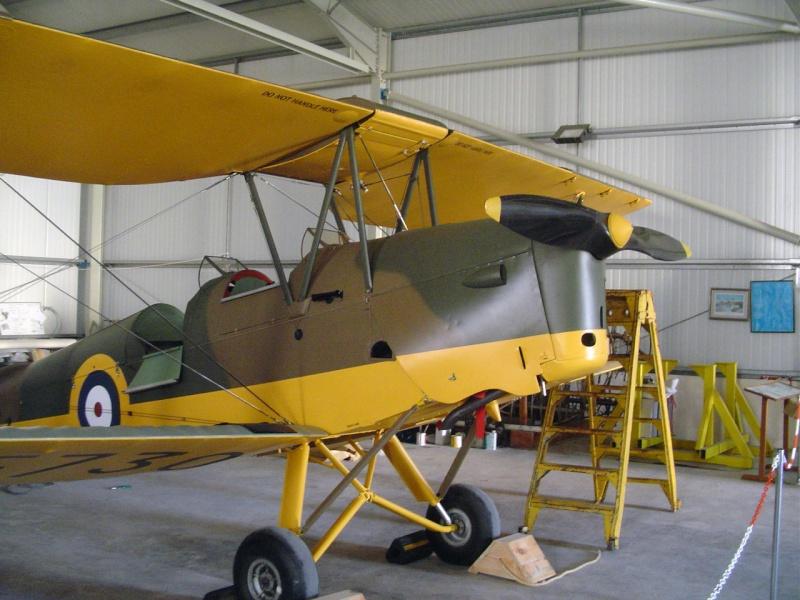 Tiger Moth @ Aviation Museum Tiger_10