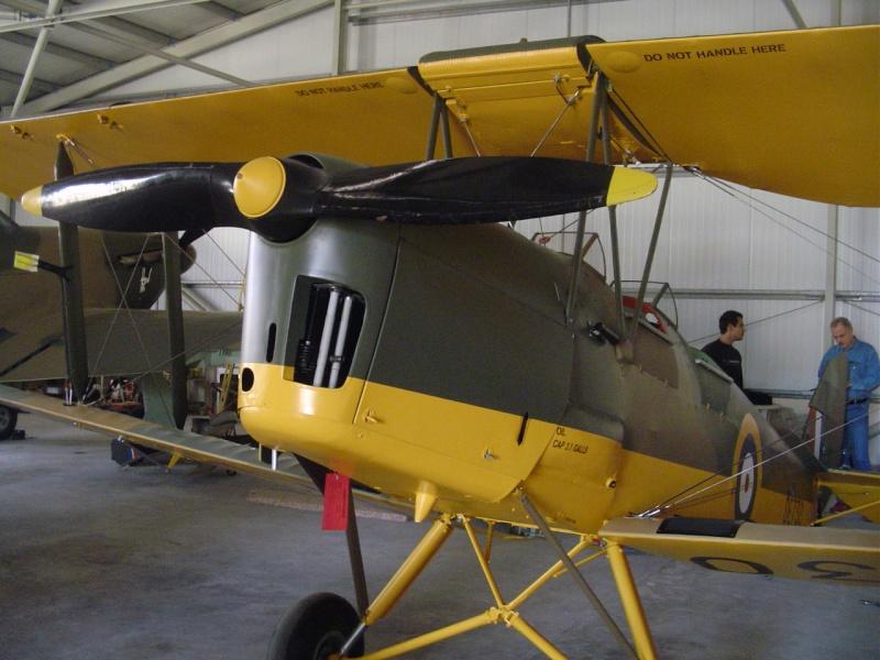 Tiger Moth @ Aviation Museum Tiger_11