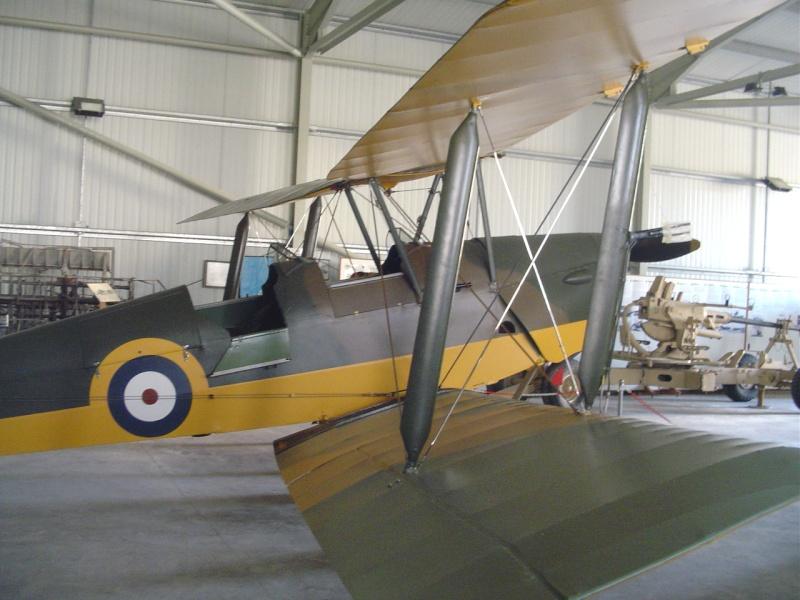 Tiger Moth @ Aviation Museum Tiger_12