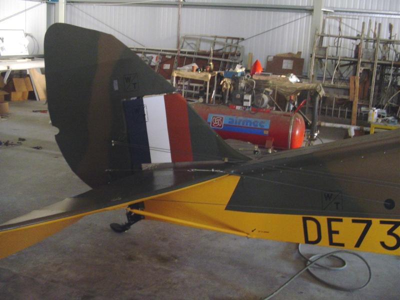 Tiger Moth @ Aviation Museum Tiger_13