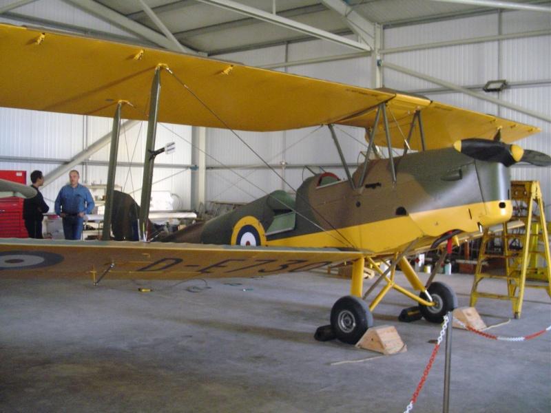 Tiger Moth @ Aviation Museum Tiger_14