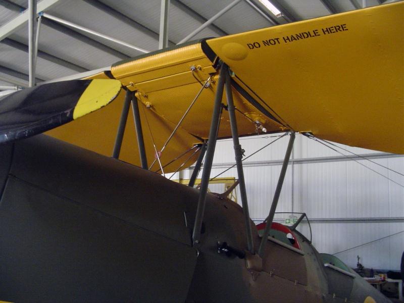 Tiger Moth @ Aviation Museum Tiger_15