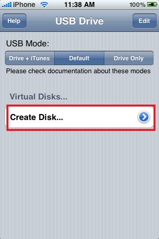 [TUTO] Utiliser son iPhone comme clé USB Img_0114