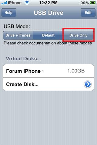 [TUTO] Utiliser son iPhone comme clé USB Img_0118