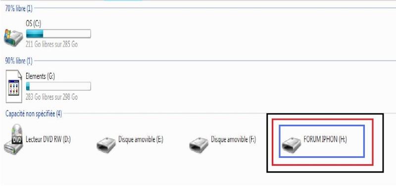 [TUTO] Utiliser son iPhone comme clé USB Sans_t12