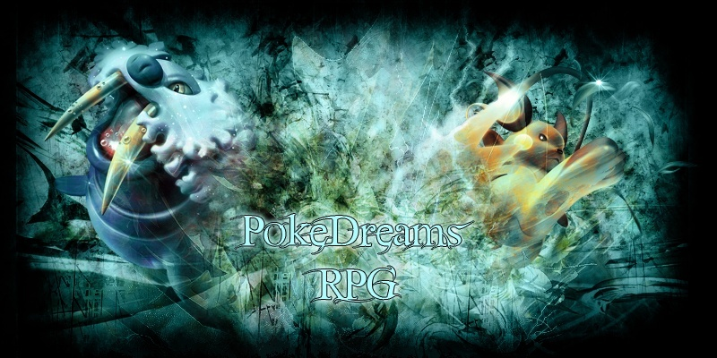 RP PokeDreams - Dreams of Pokemon - Portail Bannia14
