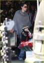 """Angelina leva Shiloh e Zahara ao mercado """"Whole foods"""" na california 16.01.10 Angeli51"""