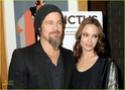 "Familia Jolie-Pitt em Premiere de ""Invictus"" 03.12.09 Brad-p11"