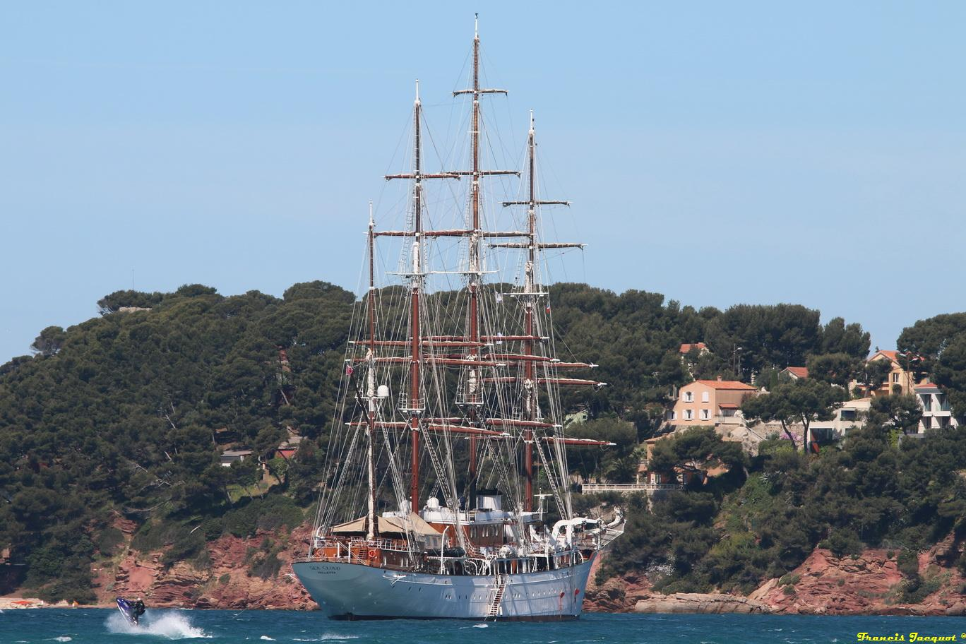 [Marine à voile ] Le SEA CLOUD 410