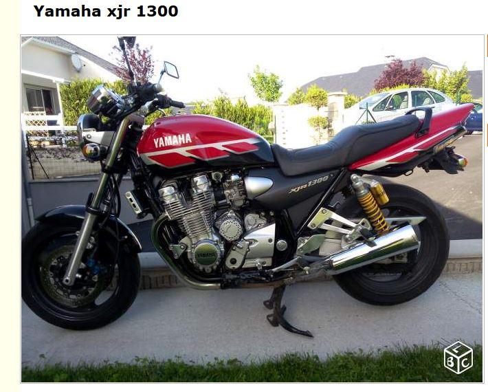 Mon XJR 1300 SP Rouge ! (le rouge ça va plus vite^^) 112