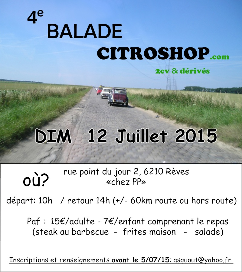 12 juillet 2015 BALADE CITROSHOP  12juil10
