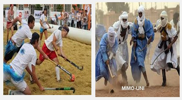 maroc - Le Hokey sur sable made in Maroc Hokey10