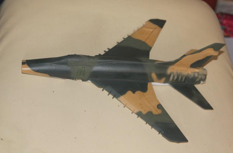 F 100 SUPER SABRE 1/48 Monogram - Page 2 Img_9010