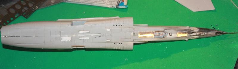 Mirage F1  AD / AZ Italeri 1/48 Img_9219