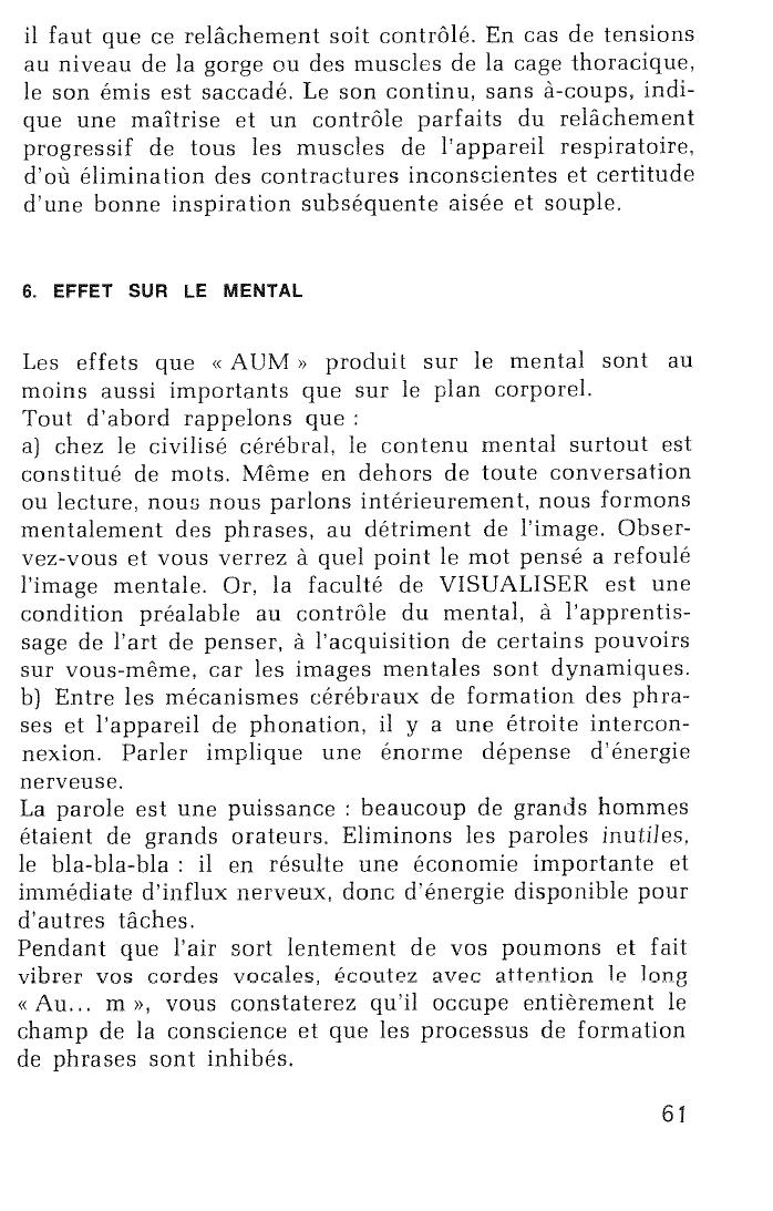 """Origines et effets du fameux """"Ommm"""" Om_511"""