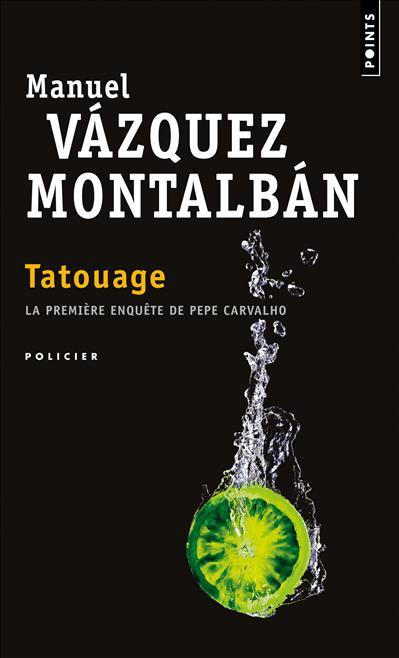 [Vazquez Montalban, Manuel] Tatouage Tatoua10